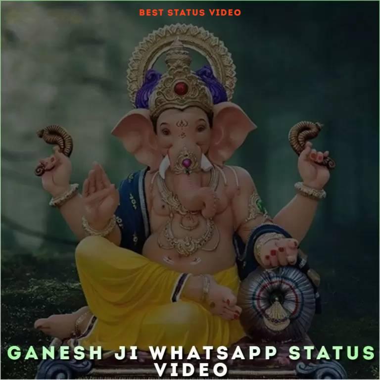Ganesh Ji Whatsapp Status Video